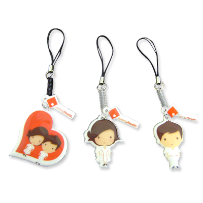 corporate gifts keychain